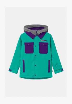 UPROAR UNISEX - Snowboardová bunda - dynasty green