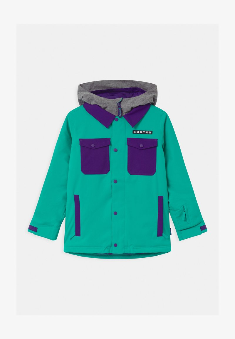 Burton - UPROAR UNISEX - Snowboardová bunda - dynasty green