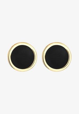 BASIC LOOK - Earrings - gold-coloured