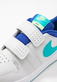 Nike Performance - PICO 5 UNISEX - Sports shoes - photon dust/oracle aqua/hyper blue/ghost green - 2