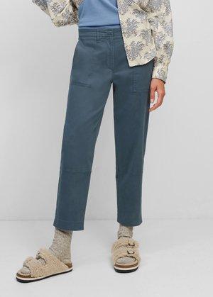 Trousers - breezy sea