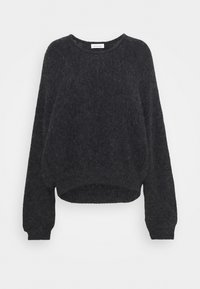 EAST - Jumper - anthracite chine