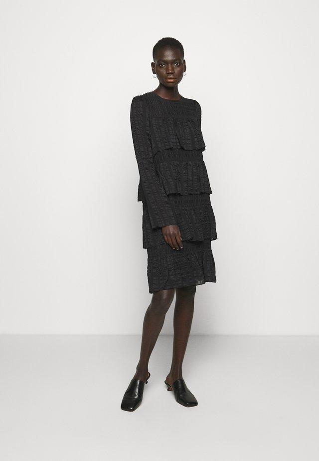 DIRANTA - Cocktail dress / Party dress - black