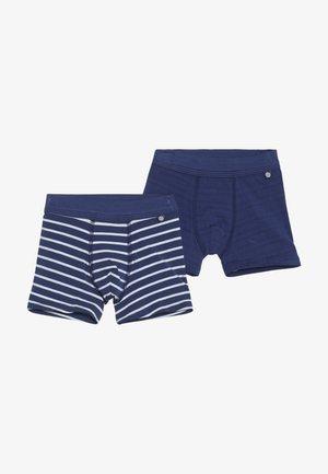2 PACK - Boxerky - true blue