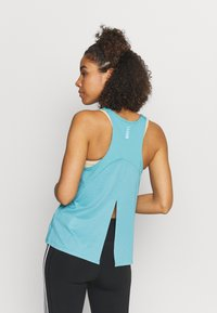 Under Armour - ISO CHILL RUN TANK - Top - cosmos - 2