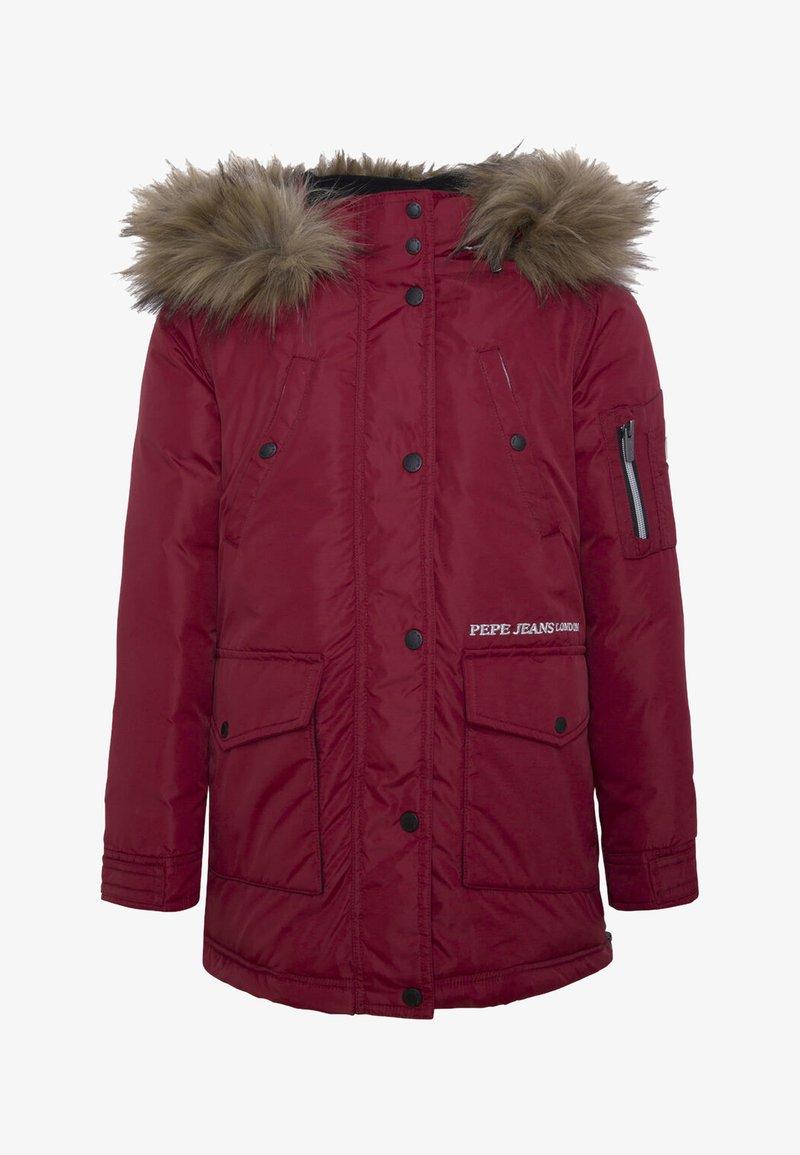 Pepe Jeans - FLORENCE - Winter coat - johannisbeere