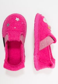 Nanga - UNICORN - Slippers - himbeere - 0