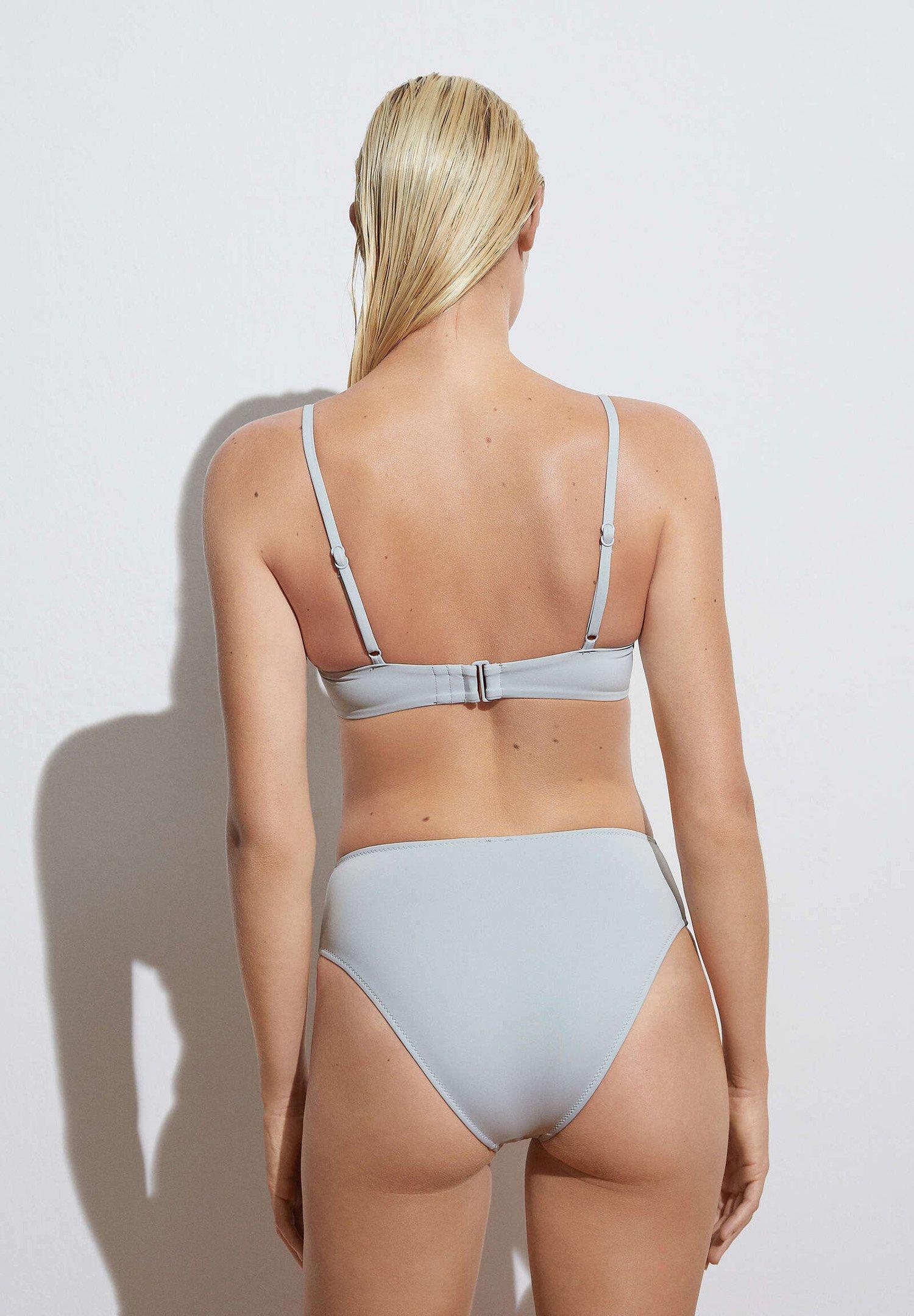 Damer HIGH RISE - Bikinibukser
