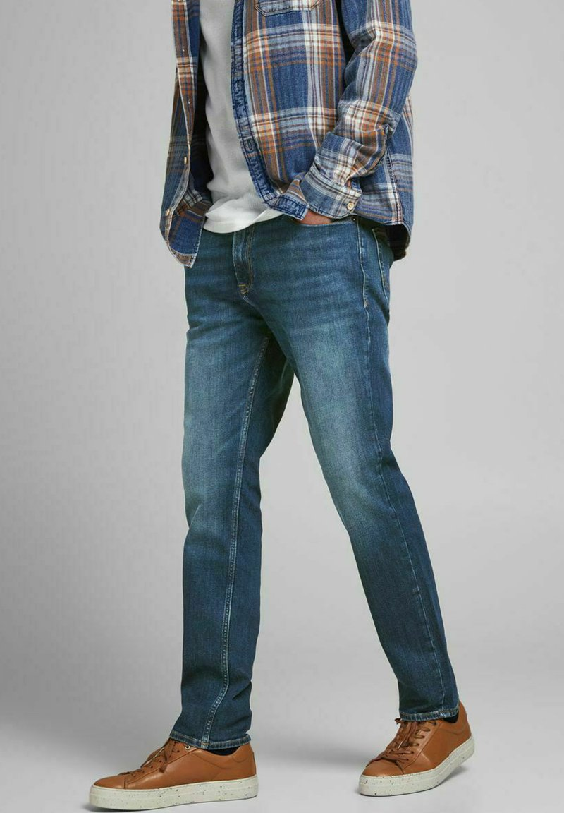 Jack & Jones - Jeans straight leg - blue denim