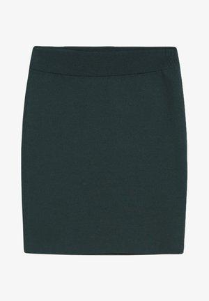 BEKAA - Mini skirt - vintage green