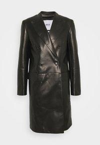 Bally - Klasický kabát - black - 0