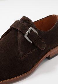 Van Lier - CARMELO - Smart lace-ups - brown - 5