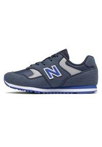 New Balance - Trainers - natural indigo/cobalt blue - 1