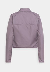 Nike Performance - RUN MID - Fleecová bunda - purple smoke - 1