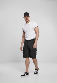Brandit - Shorts - charcoal grey - 1