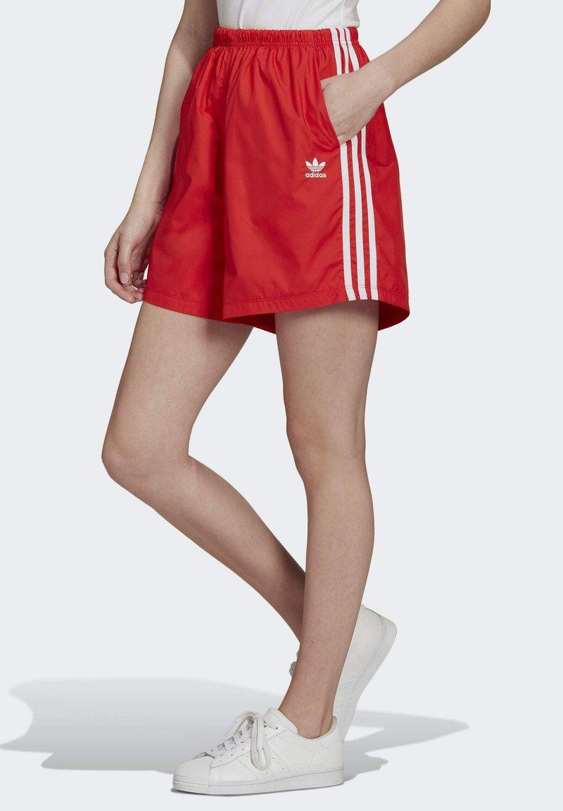 adidas Originals - Shorts - red