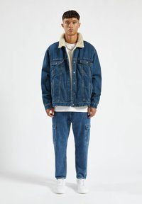 PULL&BEAR - Denim jacket - dark blue - 1