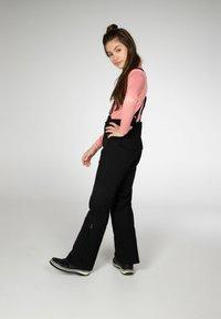 Protest - SUNNY JR  - Snow pants - true black - 3