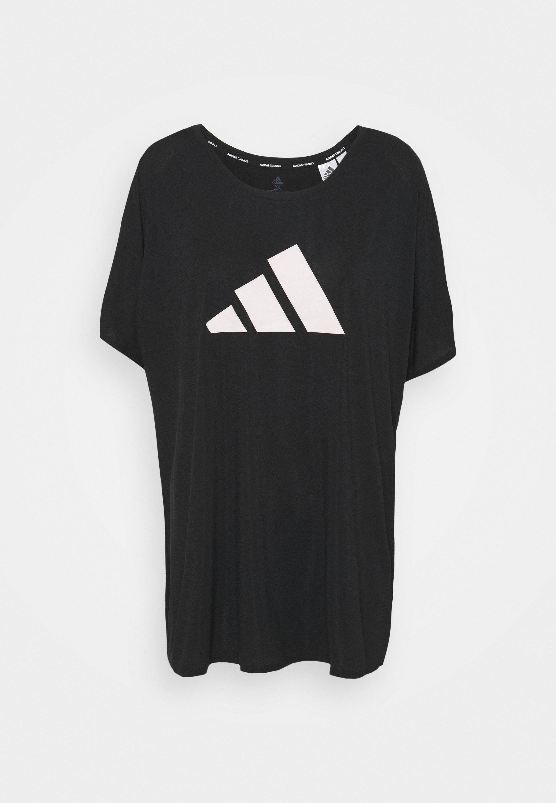Women 3 BAR TEE - Print T-shirt