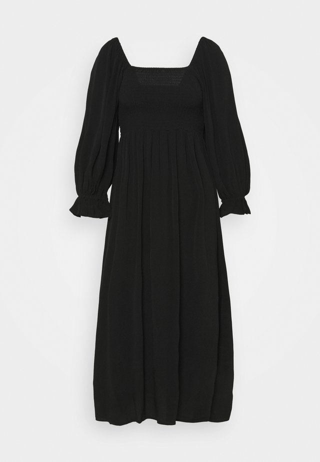 LILLI SASANE DRESS - Day dress - black