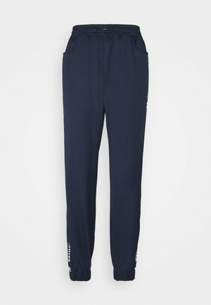 TAPE RELAXED - Pantalones deportivos - twilight navy