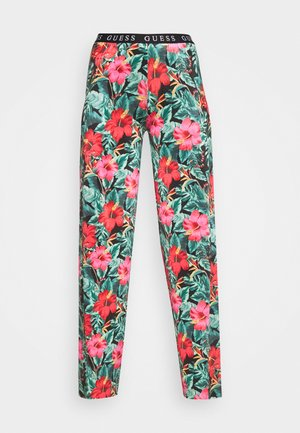 PANTS - Pyjamahousut/-shortsit - red