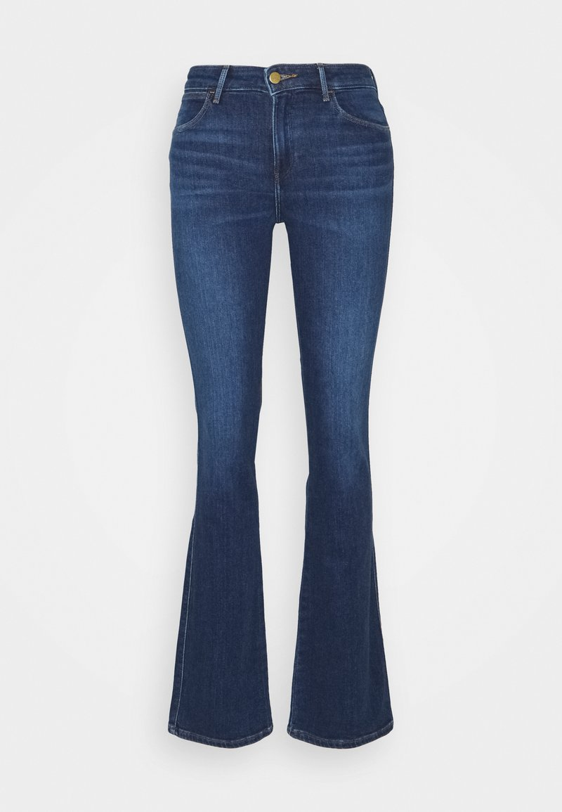 Wrangler - BOOTCUT - Bootcut jeans - authentic love