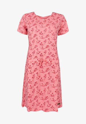 Day dress - coral banks