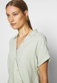 Mavi - Button-down blouse - sea foam