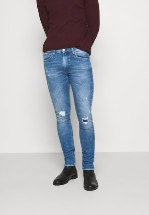 LUKE - Jeans slim fit - light blue