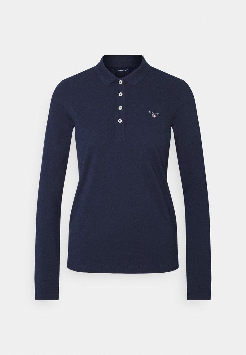 GANT - ORIGINAL - Polo shirt - evening blue