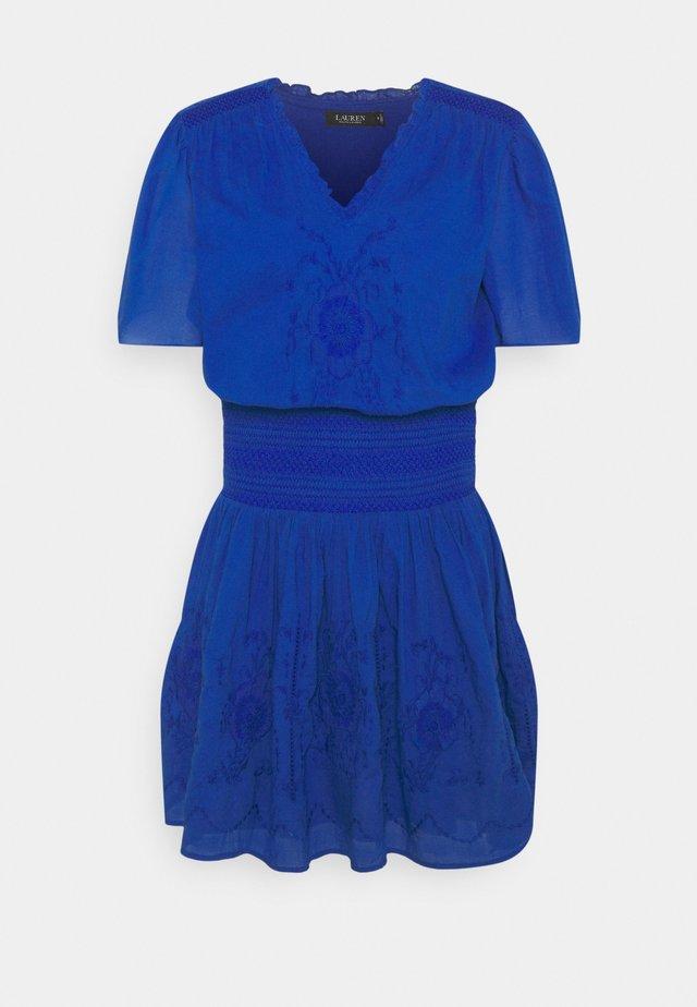 SIZANNA CASUAL DRESS - Sukienka letnia - sapphire star