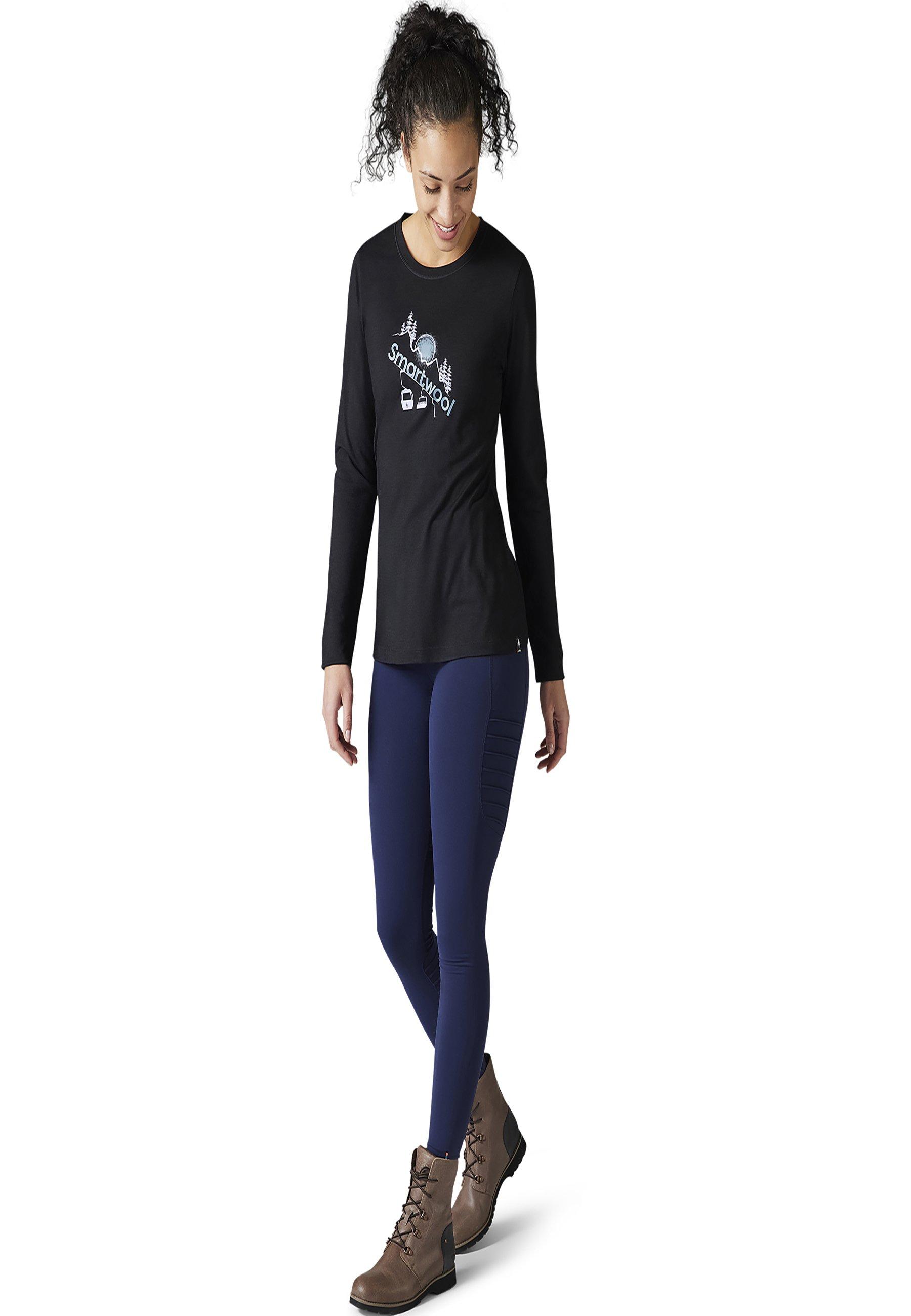 Donna CHAIR LIFT GRAPHIC  - Maglietta a manica lunga