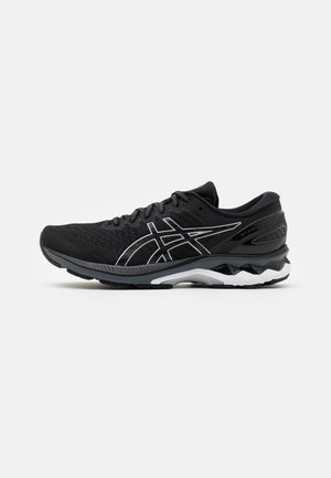 GEL KAYANO 27 - Zapatillas de running estables - black/pure silver