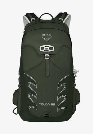 Hiking rucksack - yerba green