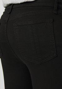 rag & bone - NINA ANKLE SKINNY - Jeans Skinny Fit - black - 3