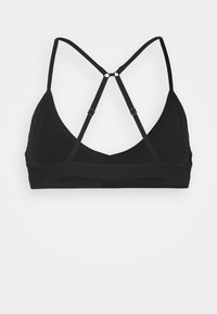 Cotton On Body - SEAMFREE BRALETTE 2 PACK - Bustier - black/black - 7
