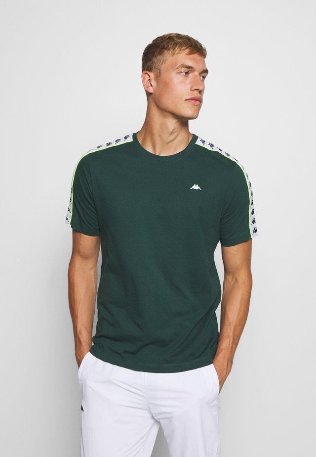 HANNO TEE - T-shirt imprimé - ponderosa pine