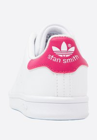 adidas Originals - STAN SMITH  - Sneakers basse - white/bold pink - 3