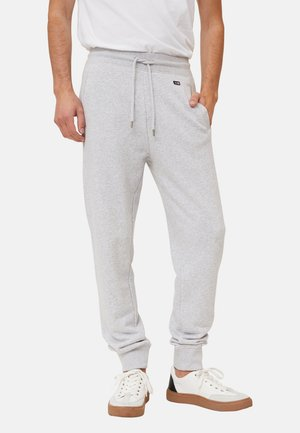 IVAN - Tracksuit bottoms - light grey melange