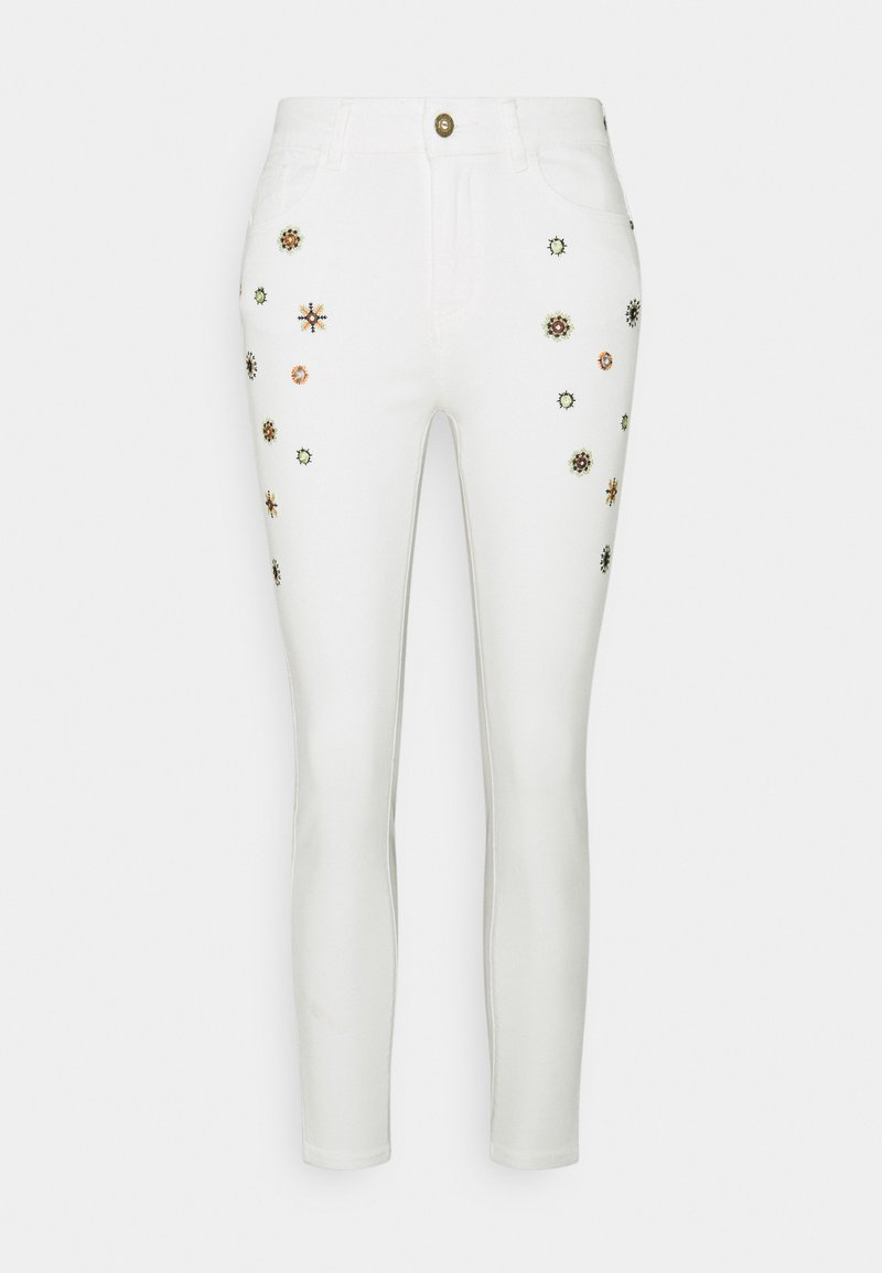 Desigual - DENIM_AUSTRIA - Jeans Skinny Fit - white
