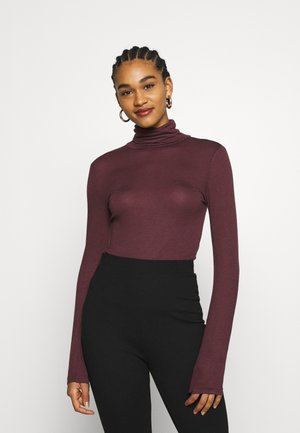 GIANNA POLO - Long sleeved top - sassafras