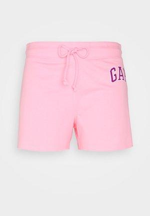 HERITAGE - Shorts - neon impulsive pink