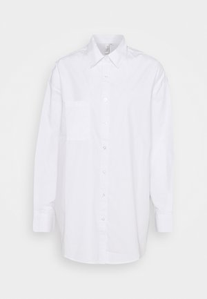 MY BOYFRIEND - Blouse - white