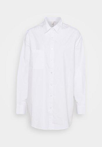 MY BOYFRIEND - Blouse - white
