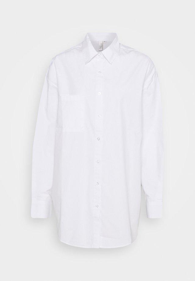 MY BOYFRIEND - Camicetta - white