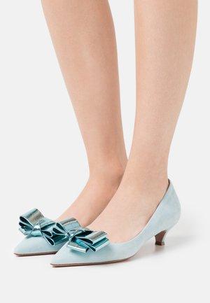 AMANDA - Classic heels - sky/azzurro
