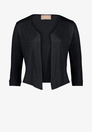 LANGARM - Cardigan - schwarz