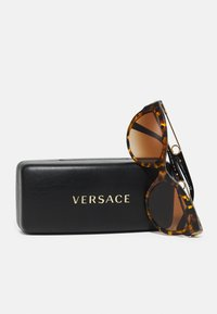 Versace - Solglasögon - havana - 3