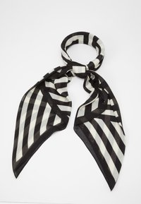 The Kooples - Foulard - black/white - 1